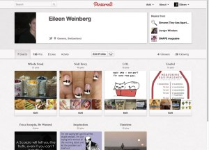 Eileen Weinberg on Pinterest