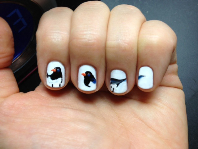 magpie-nailart