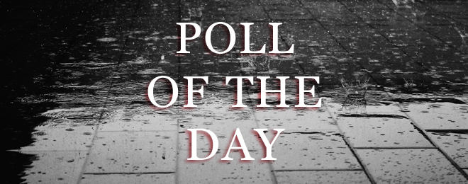 Poll of the Day: How Do You Walk in the Rain?